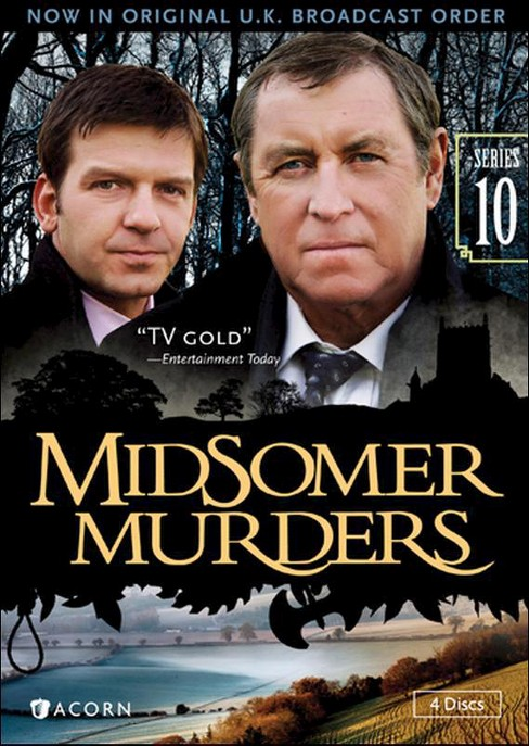 Midsomer murders:Series 10 (DVD) - image 1 of 1
