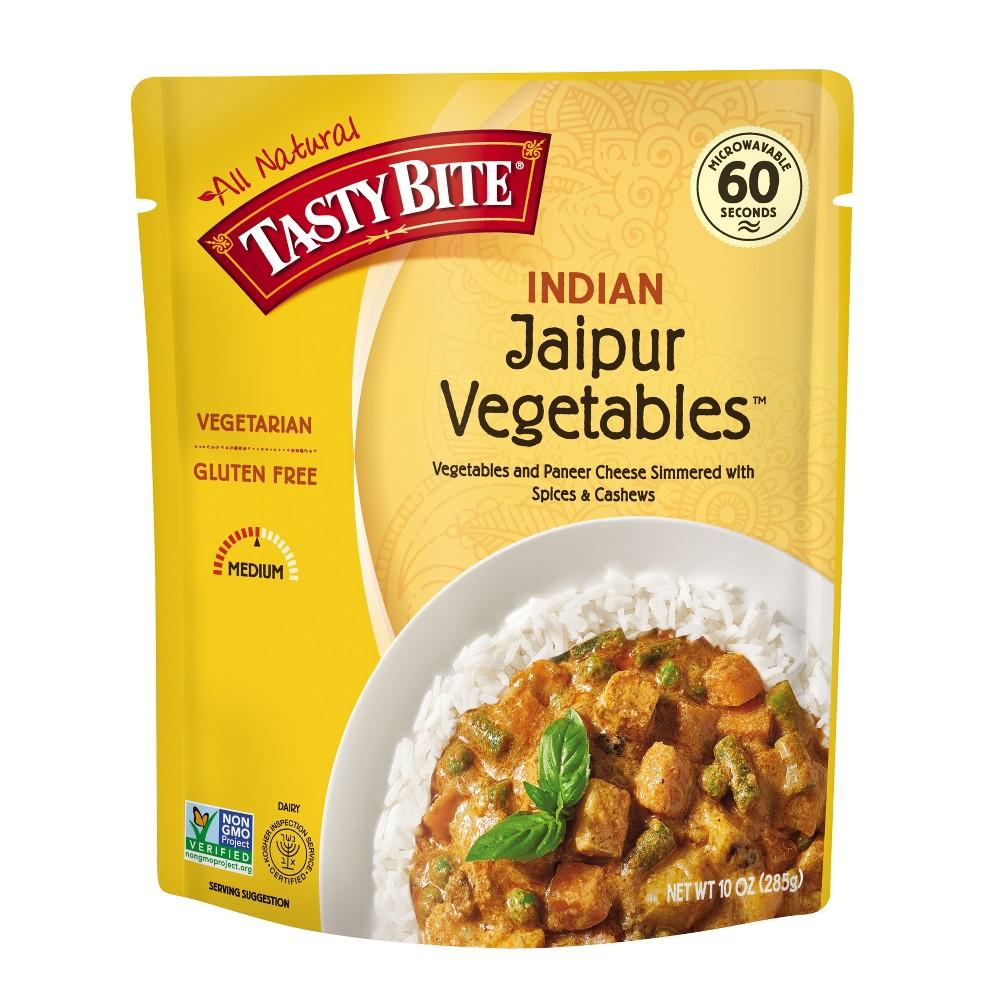 Tasty Bite 1 Step Jaipur Vegetables Indian Cuisine 10 oz