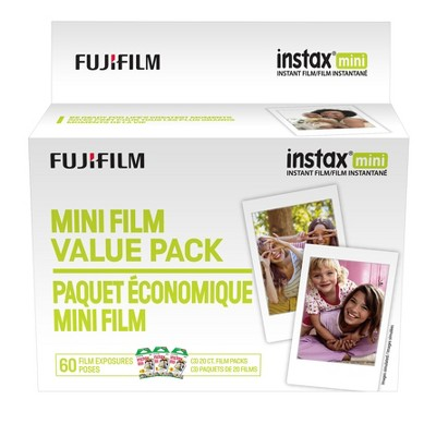 Fujifilm Mini Film Value Pack - White (600016111)