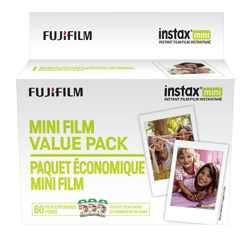 Fujifilm Mini Film Value Pack - White (600016111) - image 1 of 2