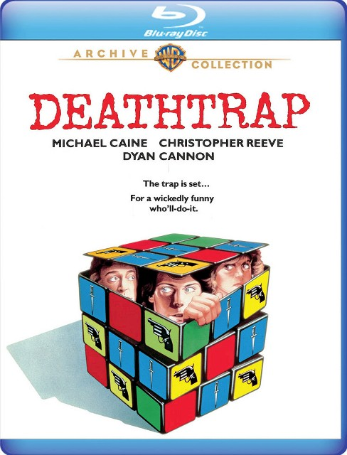 Deathtrap (Blu-ray) - image 1 of 1