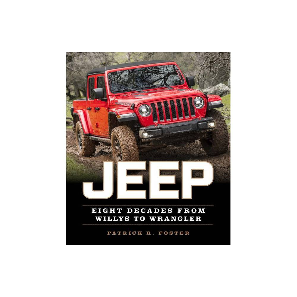 Jeep By Patrick R Foster Paperback