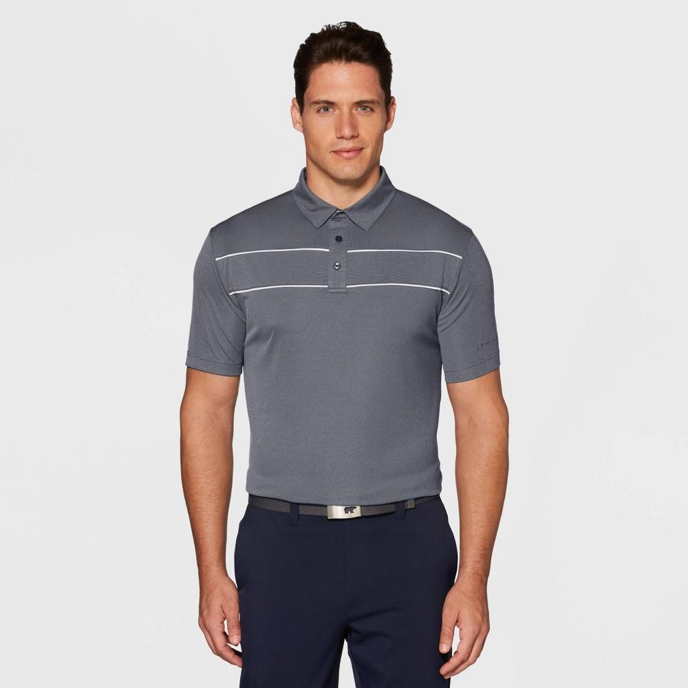 Image of Men's Jack Nicklaus Golf Polo Shirt - Peacoat L, Men's, Size: Large