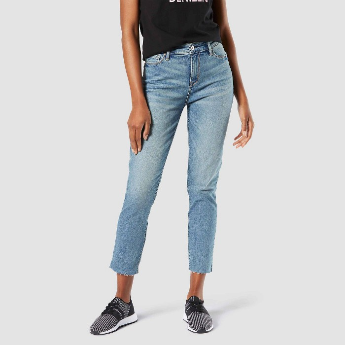 DENIZEN® from Levi's® Women's High-Rise Ankle Slim Jeans - image 1 of 3