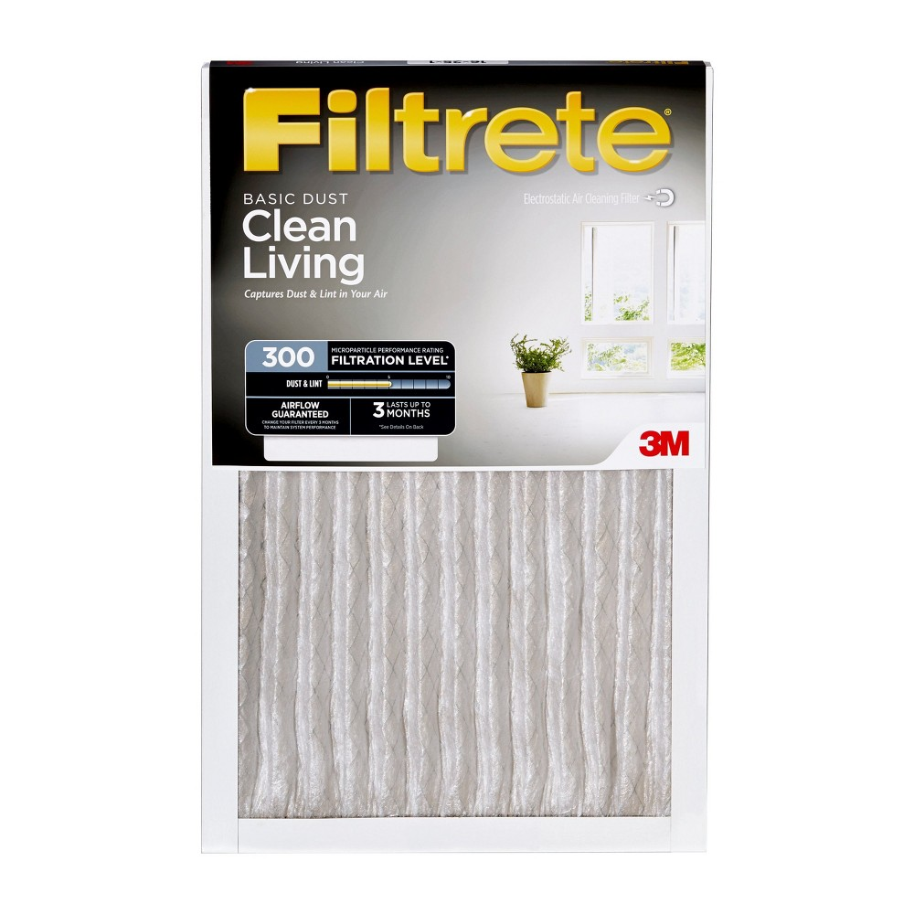 Filtrete Basic Dust 14x25x1, Air Filter