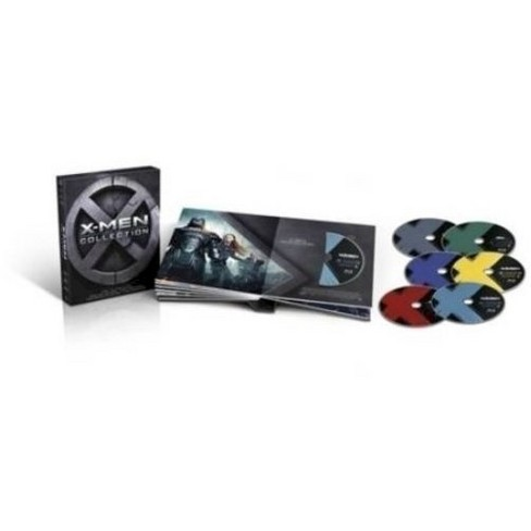 X-Men Collection (Blu-ray) - image 1 of 1
