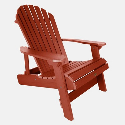 King Hamilton Folding Patio Adirondack Chair - highwood