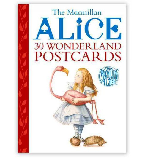 Macmillan Alice 30 Wonderland Postcards (Stationery) (Lewis Carroll) - image 1 of 1