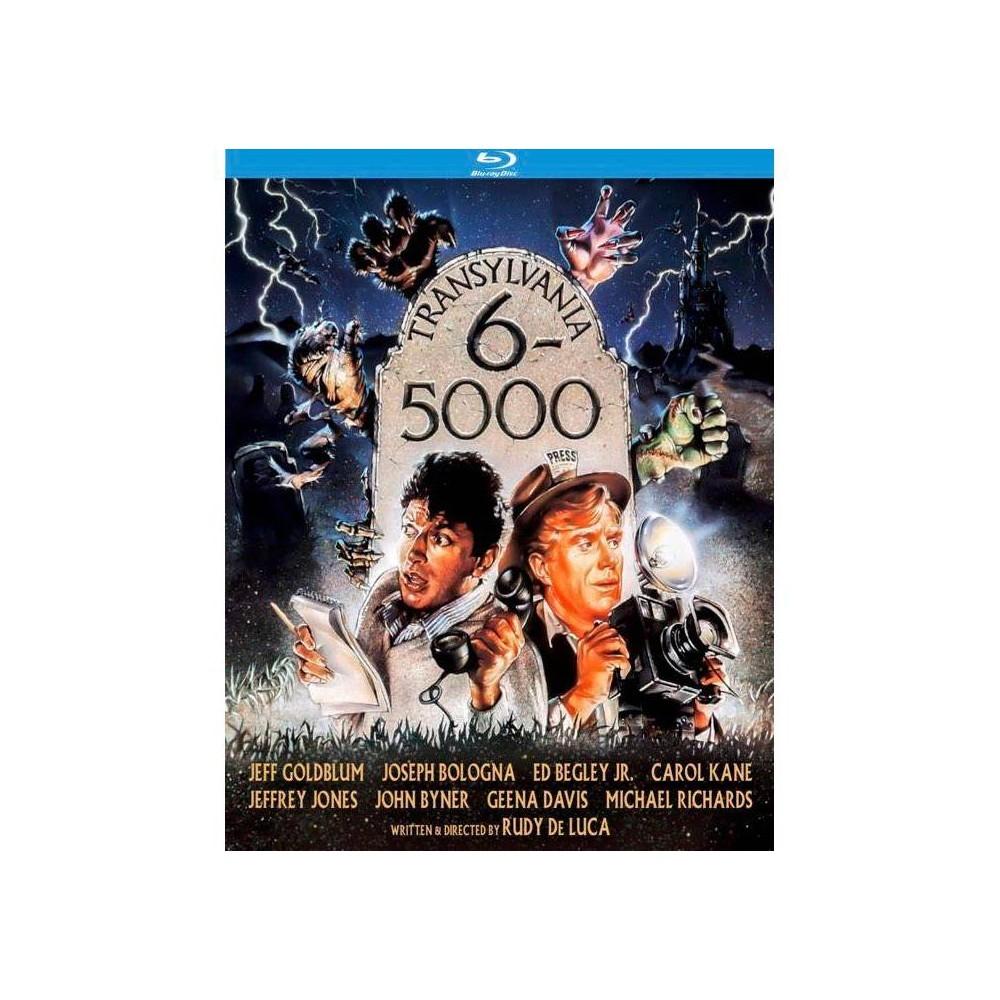 Transylvania 6 5000 Blu Ray