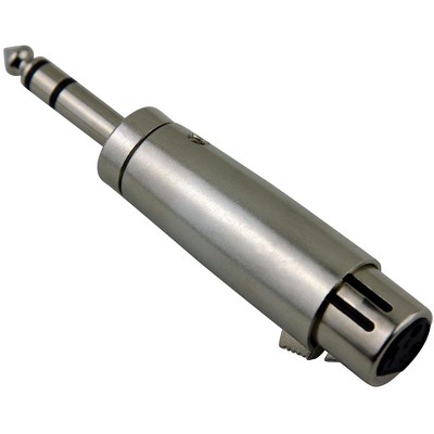 Pig Hog Solutions XLR(F) to TRS(M) Adapter