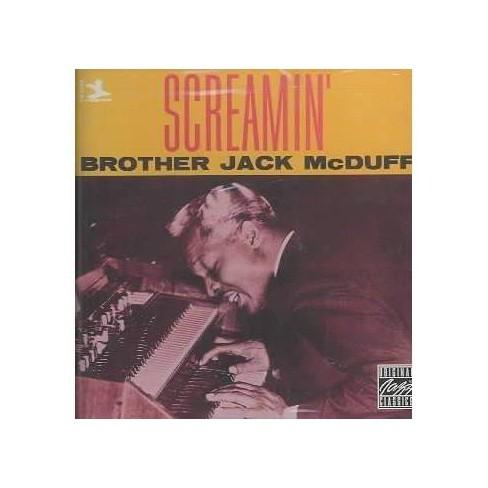 Jack McDuff - Screamin (CD) - image 1 of 1