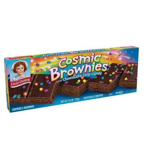 Little Debbie Cosmic Brownies - 6ct/13.1oz - image 1 of 4