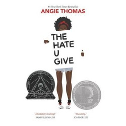 The Hate U Give by Angie Thomas (Hardcover)