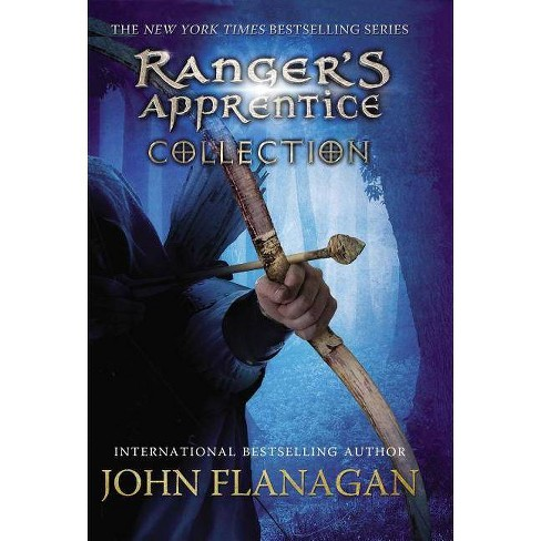 The Ranger's Apprentice Collection (3 Books) - by  John Flanagan (Paperback) - image 1 of 1