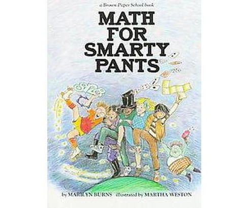 Math for Smarty Pants (Paperback) (Marilyn Burns) - image 1 of 1
