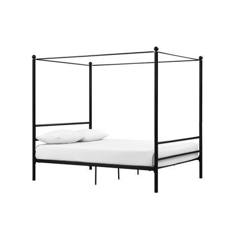 Kelly Metal Canopy Bed - Room & Joy - image 1 of 4