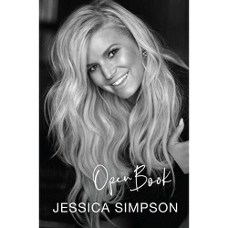 Open Book- by Jessica Simpson (Hardcover)