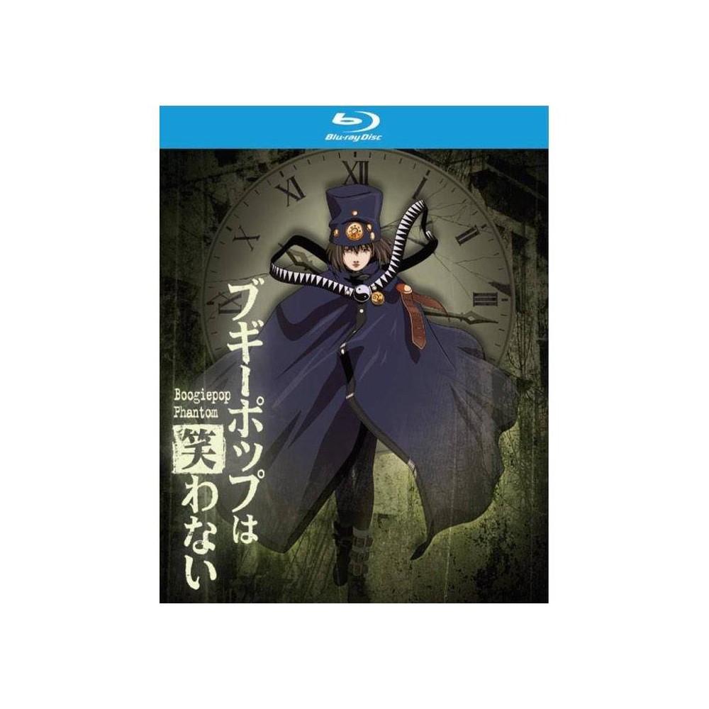 Boogiepop Phantom Complete TV Series (Blu-ray)