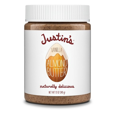 Justin's Vanilla Almond Butter - 12oz - image 1 of 4