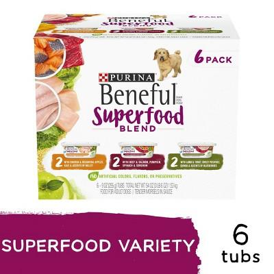 Dog Food: Beneful Superfood Blend
