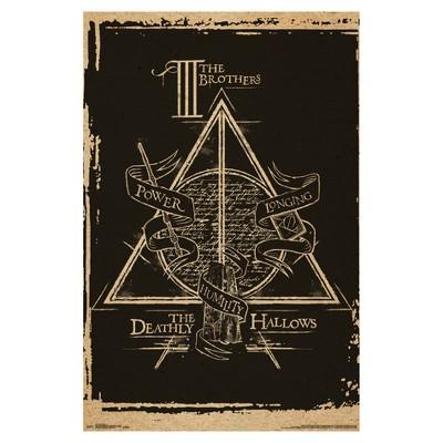 Harry Potter Iii Poster 34x22 - Trends International
