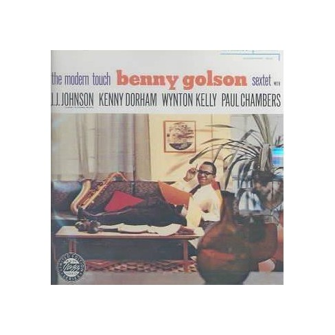 Benny Golson - Modern Touch (CD) - image 1 of 1