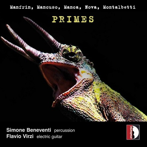 Simone beneventi - Primes (CD) - image 1 of 1
