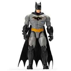 """Batman Rebirth Batman 4"""" Action Figure with 3 Mystery Accessories, Mission 1"""