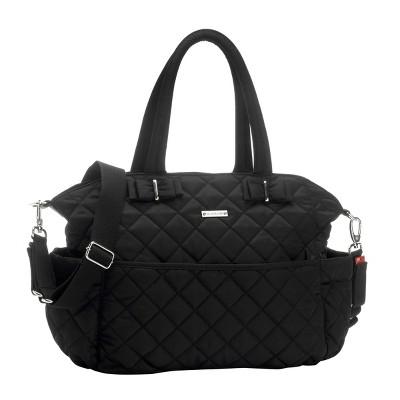 Storksak Bobby Diaper Bag - Black