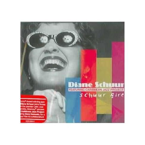 Diane  Diane; Schuur Schuur - Schuur Fire (CD) - image 1 of 1