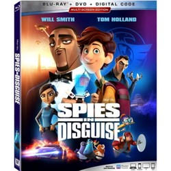 Spies In Disguise (Blu-Ray + Digital)