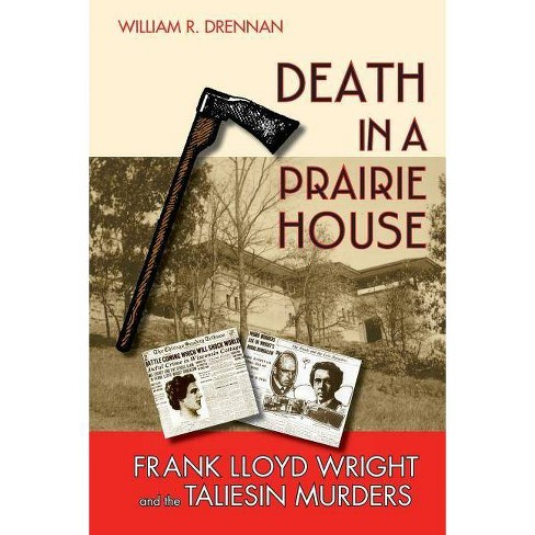 Death in a Prairie House - by  William R Drennan (Paperback) - image 1 of 1