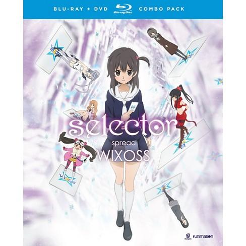 Selector Spread Wixoss: Season 2 (Blu-ray) - image 1 of 1