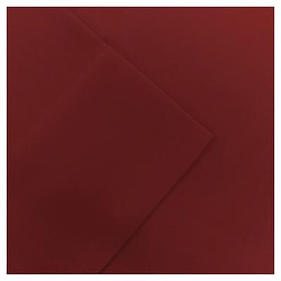 Queen Micro Splendor Ultra Soft Wrinkle Free Microfiber Sheet Set Red