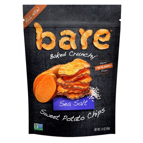 Bare Baked Sweet Potato Chips 1 4oz Target