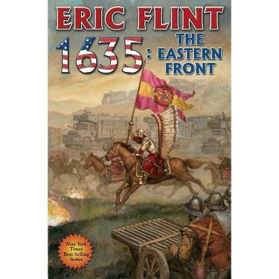 1635: The Eastern Front - (Ring of Fire) by  Eric Flint (Paperback)