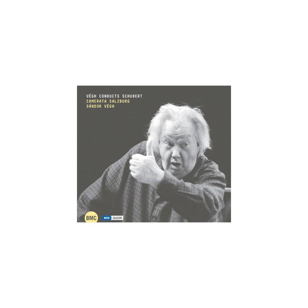 Sandor Vegh - Vegh Conducts Schubert (CD)