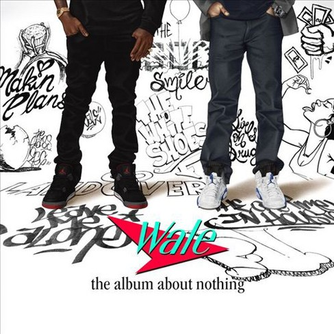 Wale - Album about nothing (CD) - image 1 of 1