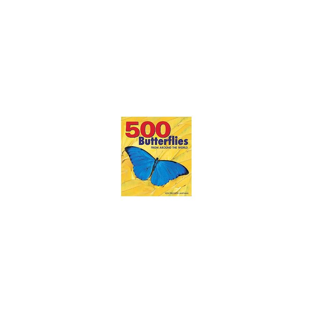 500 Butterflies (Paperback)