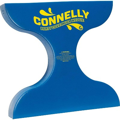 Connelly Vinyl Dipped Personal Floatie Party Cove Mega Wedgie, Blue, One Size