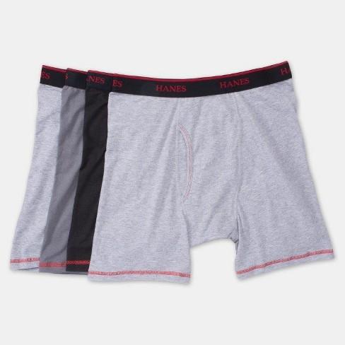 6b374360b9 Hanes Men s Cool Comfort Boxer Briefs 4pk   Target