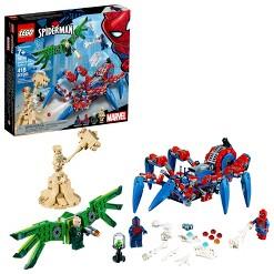 LEGO Super Heroes Marvel Spider-Man's Spider Crawler 76114