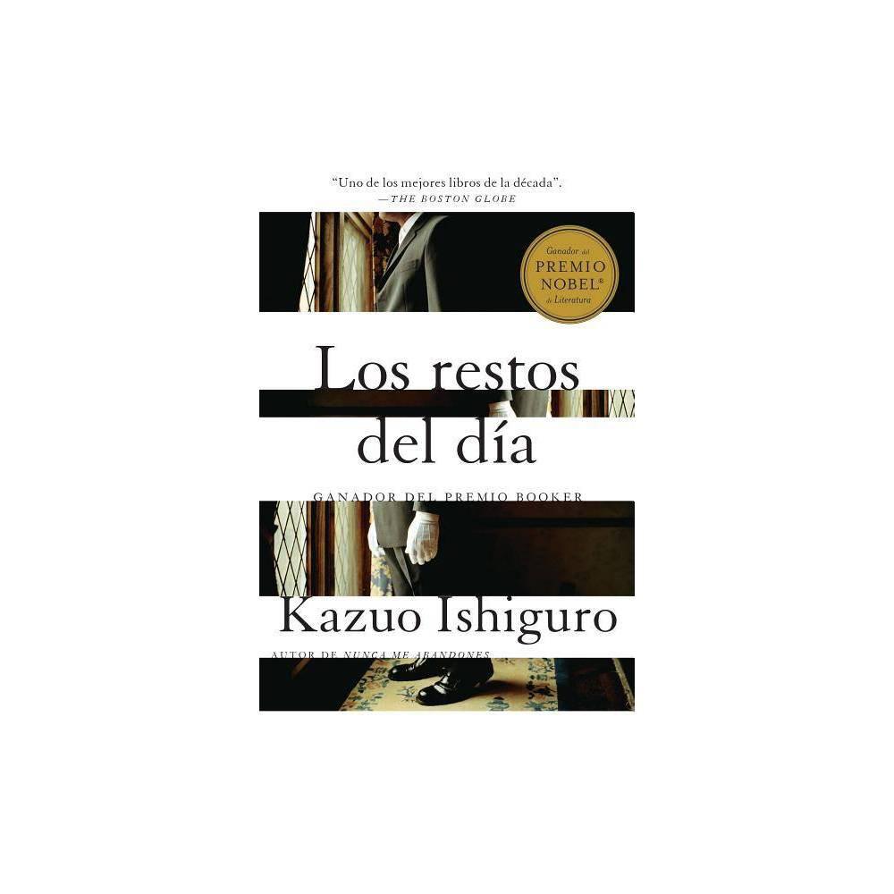 Los Restos Del Dia By Kazuo Ishiguro Paperback