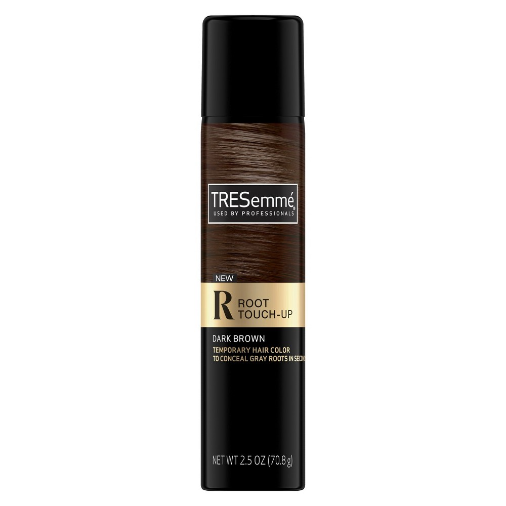 TRESemmé Root Touch - Up Temporary Hair Color Spray - Dark Brown - 2.5oz