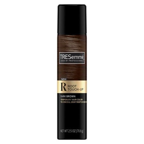 Tresemm Root Touch Up Temporary Hair Color Spray Dark Brown 2 5oz