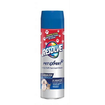 Resolve Clean & Fresh Pet Carpet Foam - 22oz