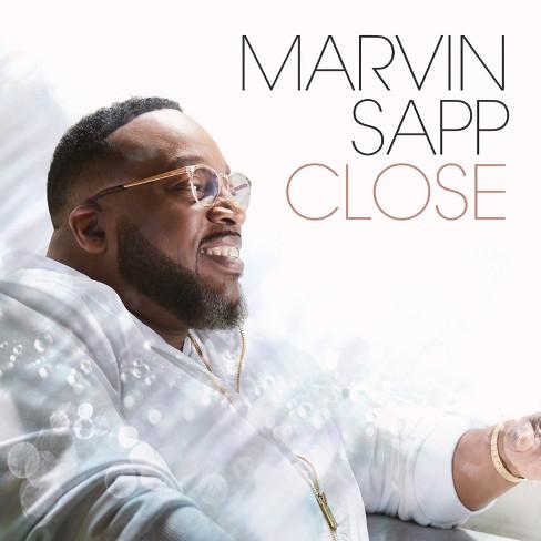 Marvin Sapp - Close - image 1 of 1