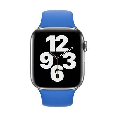 Apple Watch 44mm Sport Band - Capri Blue