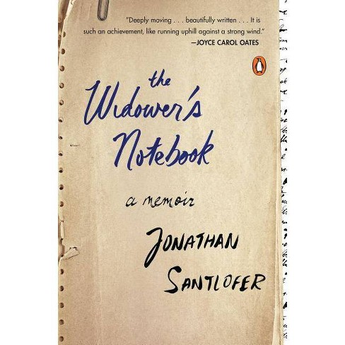 The Widower's Notebook - by  Jonathan Santlofer (Paperback) - image 1 of 1