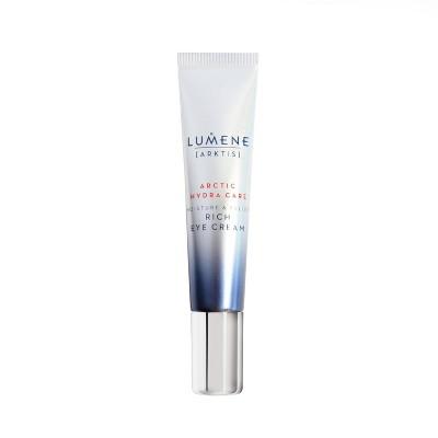 Lumene Arktis Moisture & Relief Rich Eye Cream for Sensitive Skin - 0.5 fl oz